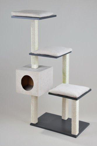 Silvio-Design-Katzenhhle-Kratzturm-Kratzbaum-Stufenboy-Cosy-in-natur-Mae-ca-36-x-80-x-126-cm