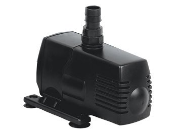 EcoPlus 185 Submersible Pump, 185 GPH