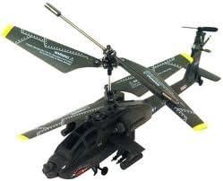 Syma S109G Apache - Helicóptero por radio control (3,5 canales, control por infrarrojos)