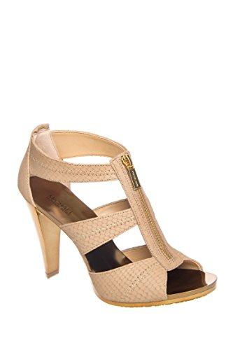 Berkley T Strap High Heel Sandal