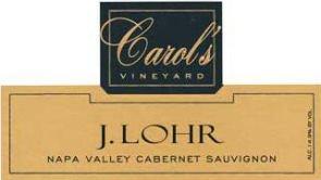 J. Lohr Cabernet Sauvignon Carol'S Vineyard 2009 750Ml