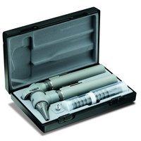 Riester Ri-Mini set (otoscope et ophtalmoscope) AA Poignées en noir