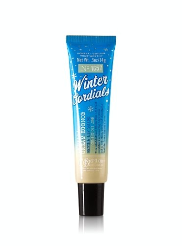 C.O. Bigelow Vanilla Cream Eggnog Winter Cordials Mentha Lip Shine No. 1657 Bath & Body Works