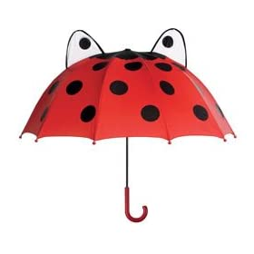 ladybug kids umbrella