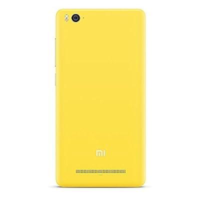 Refurbished Mi 4i (Yellow, 16GB)