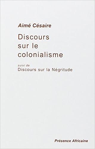 Image du livre 'Discourssurlecolonialisme'