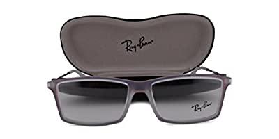 Ray Ban RX7021 Matthew Eyeglasses 52-14-140 Iridescent Violet 5498 RX 7021