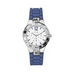 Guess Ladies SPARKLER Blue Watch W10615L3