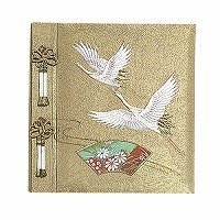 Nakabayashi fuel album wedding metal China crane spelled Kim crane a-LK-121-2