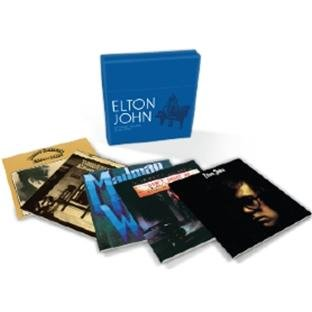 Elton John - 5 Classic Albums: 1970-1973 - Zortam Music