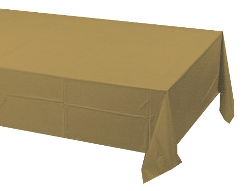 creative converting touch of color plastic lined table