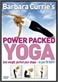 Barbara Currie's Power Packed Yoga DVD