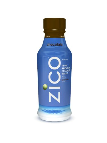 ZICO Pure Premium Coconut Water, Chocolate 14oz