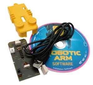 CEBEKIT - Kit Juguete Didactico Educativo Interface Usb Para Robot C-9896