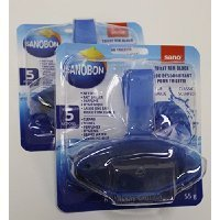 sano-sanobon-blue-toilet-bowl-rim-block-perfumed-soap-cleaner-and-deodorizer-pack-of-3