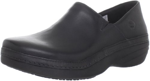 Timberland PRO Women's Renova Slip-On,Black,6.5 M US