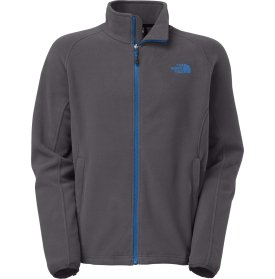 The North Face Apex Bionic Soft Shell Jacket - Men's-Vanadis Grey/Vanadis Grey-S by The North Face
