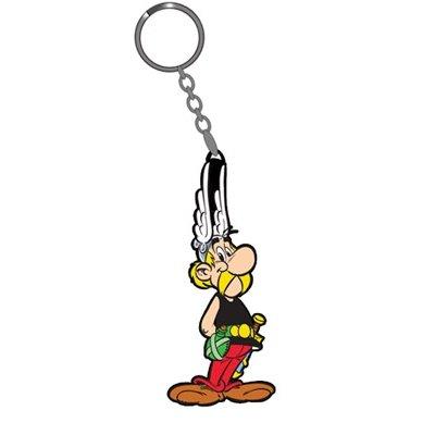 Asterix Rubber Portachiavi Asterix 6 cm