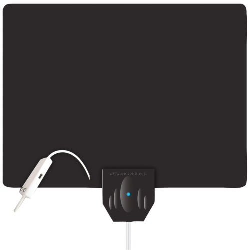 Read About Leaf Plus Amplified Indoor HDTV Antenna