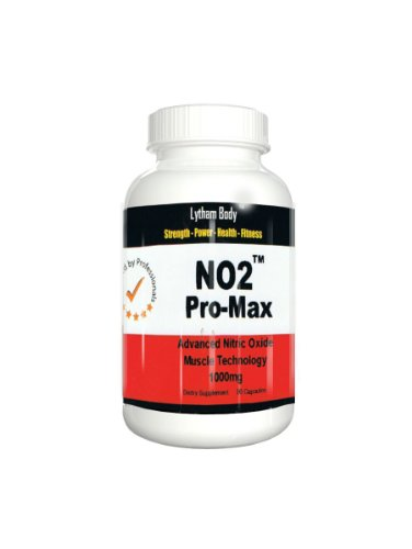 Nitric Oxide No2 Pro-Max (90 caps) 1000 MG The most powerful Professional Pharmaceutical GRADE next level sporting supplement on the market The most complete muscle anabolism supplement which Maximizes, intense muscle pumps.