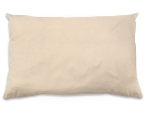 Naturepedic Organic Cotton/Kapok Pillow- Low Fill-Standard