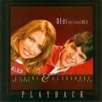 Elaine de Jesus - Playback, Elaine De Jesus E Alexandre, Deus Nos