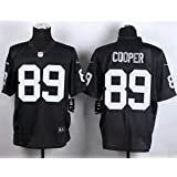 Amari Cooper Jersey Oakland Raiders Black 44 Large #89