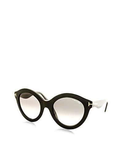 Tom Ford Women's FT0359 Sunglasses, Shiny Black/Smoke
