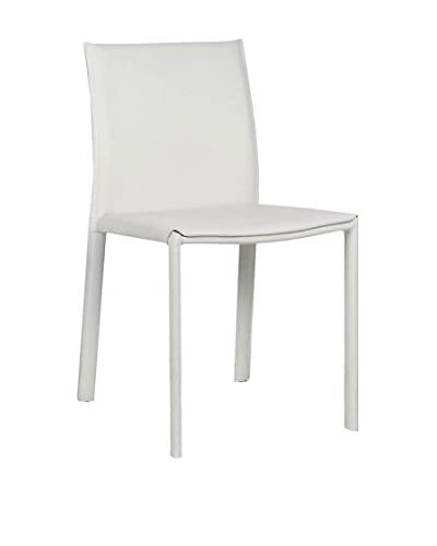 LO+DEMODA Set Sedia 2 Pz. Bubu Chair Bianco
