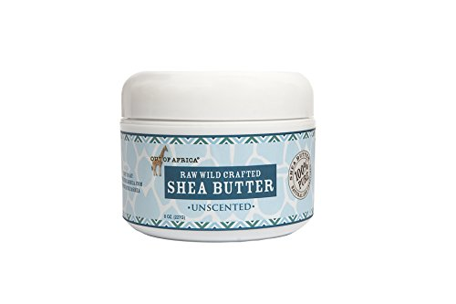Out of Africa Raw Shea Butter, 8 Ounce