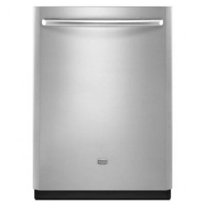 Maytag Jetclean Plus Series MDB7759AWS Fully Integrated Dishwasher - Stainless Steel
