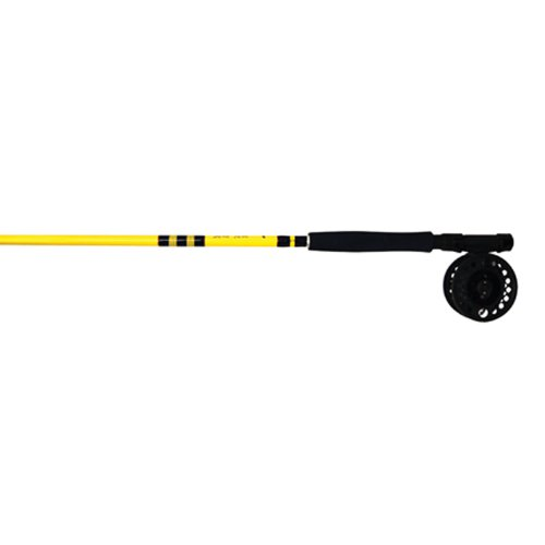 Eagle Claw 8-Feet 6-Inch 5/6 Weight 2 Piece Fly Combo