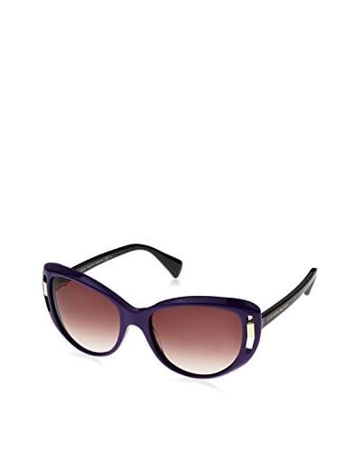 Alexander McQueen Gafas de Sol AMQ4238/S (55 mm) Violeta