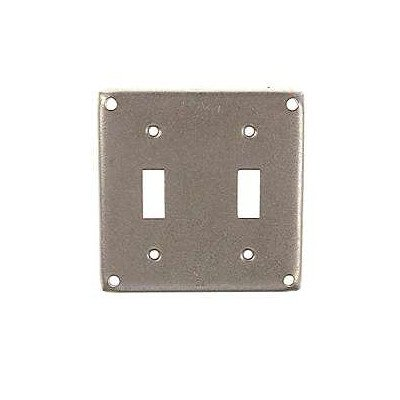 "Raco Toggle Box Cover 7.3 Cu In 1/2 "" Raised Poly"
