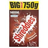 Nestle Coco Shreddies 750G