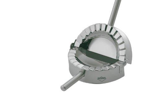 Kuchenprofi Machine à Pâtes Manuelle Acier Inoxydable Argent Diamètre 12 cm