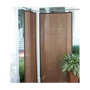 BAMBOO CURTAIN PANELS Curtain Design