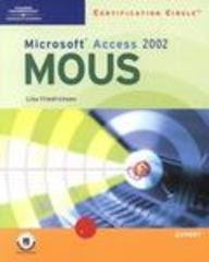 Certification Circle: Microsoft Office Specialist Access 2002-Expert