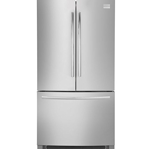 Frigidaire Pro Fphg2399Pf 22.6 Cu Ft French Door Fridge **Out Of Box** front-138278