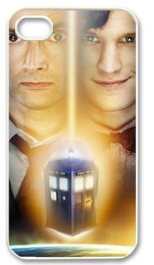 diycellphone Doctor Who Infographic Iphone 5 case Hard Cases , Design your own Apple Iphone4 protect case sold by choleen