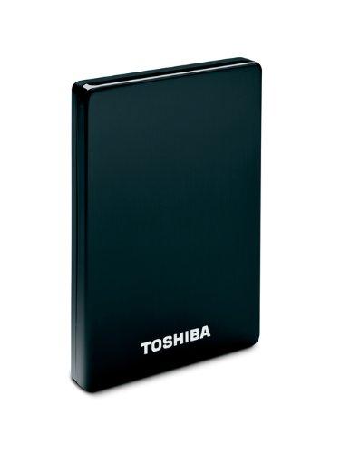 Toshiba PX1710E-1HJ0 1TB StorE Alu2 USB 2.0 2.5 Inch External Hard Drive Black