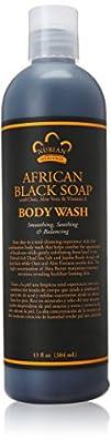 Nubian Heritage Body Wash, African Bl…