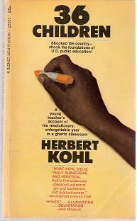 a review of i wont learn from you a book by herbert kohl This is what herbert kohl envisages in his most gripping essay, i won't learn from you becoming the first most important piece of critical pedagogy (mcbride, 2007) consciously our learning process is derived from several of our belief systems like values, knowledge, laws and experiences, which play the most crucial component in our life.