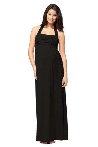 Ingrid & Isabel Convertible Maxi Dress - S - Black front-617693