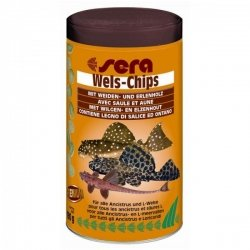 Sera Wels-Chips 500ml-1PACK