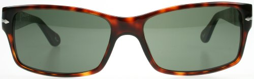 Persol 2803 24/31 Havana 2803 Rectangle Sunglasses Lens Category 3
