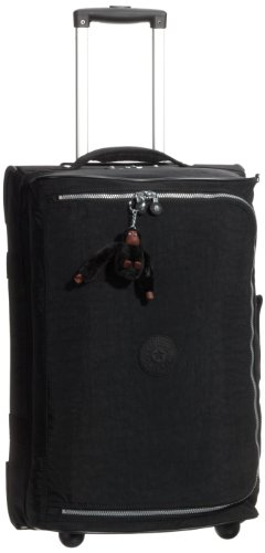 Kipling Women's Teagan Small Wheeled Duffle/Cabin Size Black