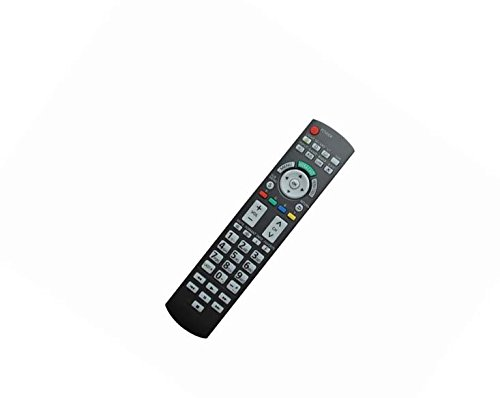 Universal Replacement Remote Control For Panasonic Tc-50Pu54 Tc-60Pu54 Tc-L37G1 Tc-P46S1 Viera Lcd Led Plasma Hdtv Tv