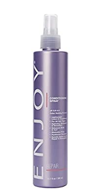 ENJOY Conditioning Spray (10.1 OZ) - Moisture-Rich, Smoothing, Shine-Enhancing Conditioning Spray