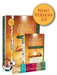 Bible Timeline 4-Part Study Study Materials